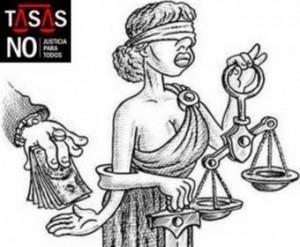Tasas Judiciales Justicia